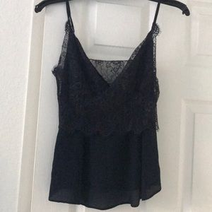 Free People Camisole in black size XS